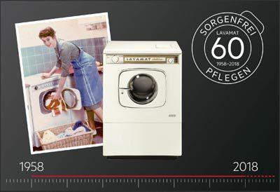 Aeg Hausgeräte Kühlschrank : Aeg:60 jahre lavamat sks hausgeräte waschmaschine kühlschrank